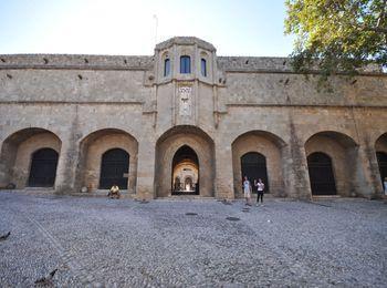 Историческая достопримечательность - Археологический музей