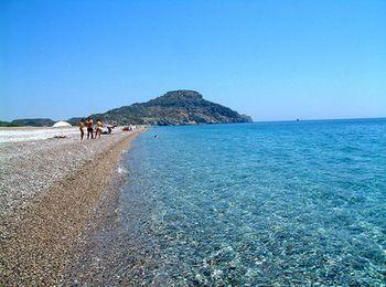 Калатос - побережье Средиземного моря