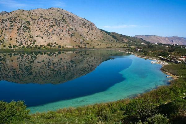 Познавательные экскурсии на озеро Курнас
