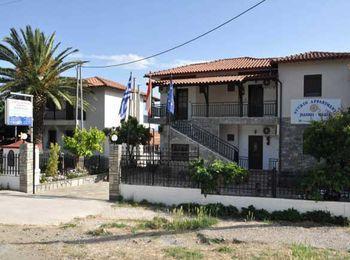 Для более обеспеченных гостей - отель Giannis Maria Apartments