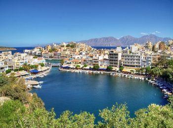 Красивейший и всеми известный город Агиос Николаос