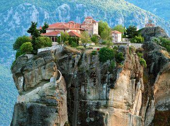 Метеоры - достояние Греции, Фессалия