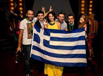 Непредсказуемый и особый темперамент у греков