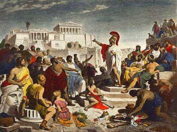 Османская война, Греция