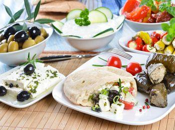 Национальная греческая кухня
