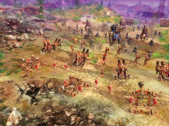 Войска Наполеона высадились вначале 19 века
