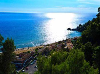 Западное побережье - пляж Глифада