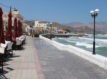 Киссамос - старинный городок на Крите
