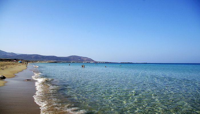 Пляжный отдых, Фаласарна