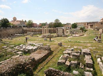 Агора - площадь для народных собраний