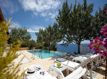 Роскошный и дорогой Danai Beach Resort & Villas 5