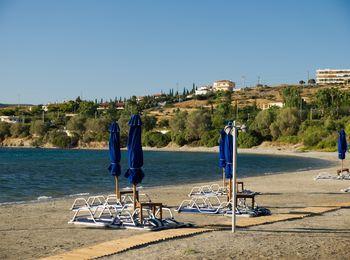 Grand beach Lagonissi в красивейшем заливе