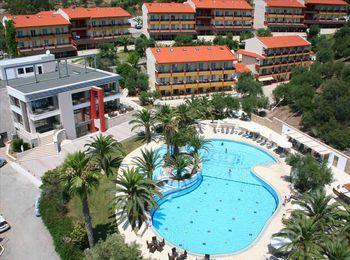 Четырехзвездочный Lagomandra Hotel and Spa