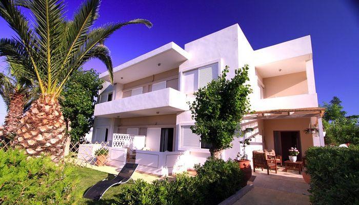 Отель семейного типа Arodamos Studios Apartments
