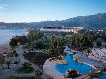 Пятизвездочный отель Sithonia