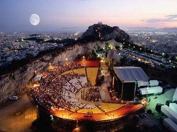 Необычный театр Ликавитос