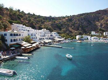 Георгиуполис - лучшее место для прогулок туристов
