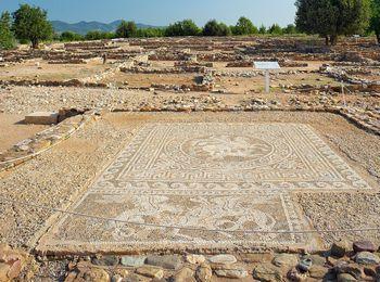 Раскопки Халкидской Лиги
