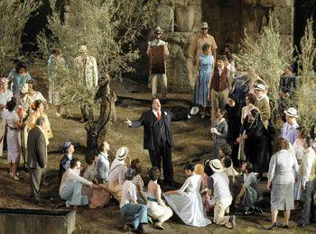 Греческая опера в столице