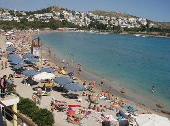 Пляжный отдых в Греции
