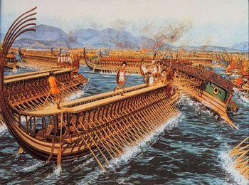 Афинский стратег Фемистокл