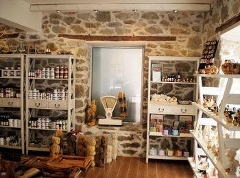 Магазин для любителей здоровой пищи