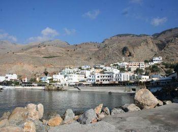 Рыбацкая деревня - Сфакия