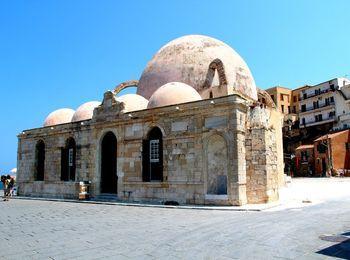 Турецкая мечеть Янычар