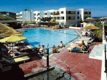 Четырехзвездочный Sirene Beach Hotel