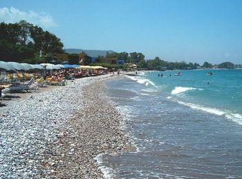 Пляжи не многолюдные и бесплатные