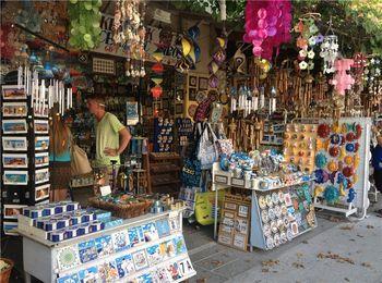 Городской рынок Иксии