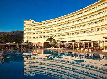Четырехзвездочный Sentido Lindos Bay Resort & Spa