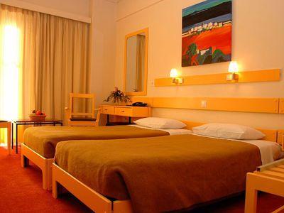 Десятиэтажная гостиница Amalia 2*