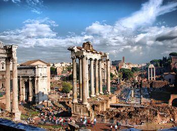 Античный период Салоник