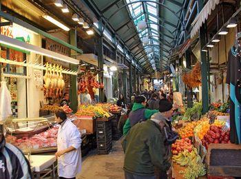 Крытый рынок Модиано