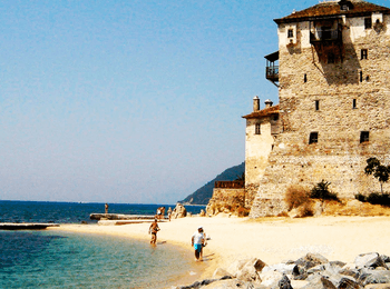 Побережье Эгейского моря