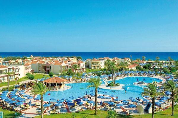 Lindos Princess Beach Hotel 4*