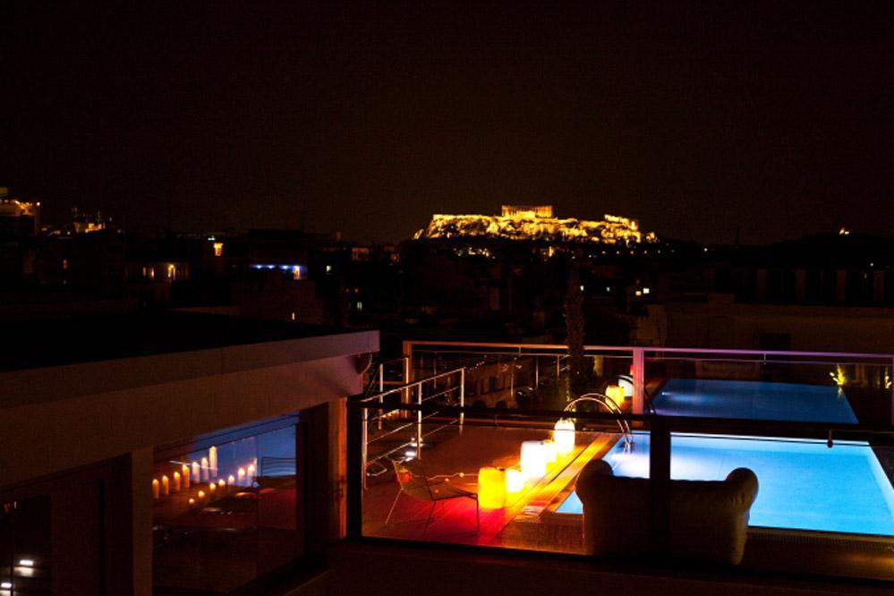 Отели Афин: Novus City