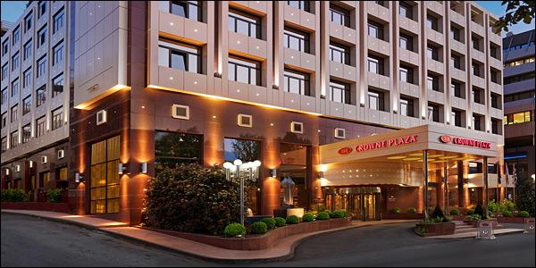 Отели Афин: Crowne Plaza Athens City Centre