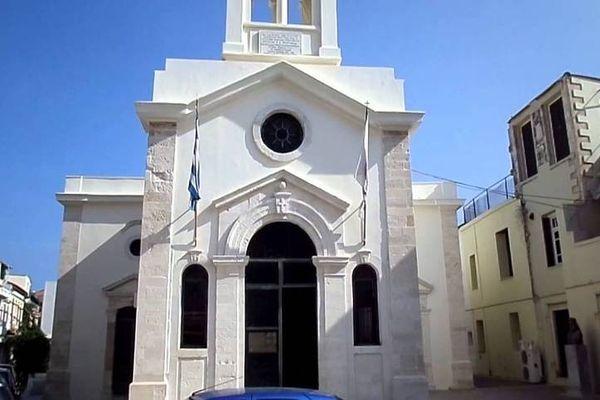Церковь Богоматери Ангелов