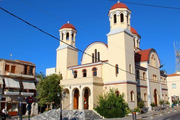 Церковь четырех мучеников