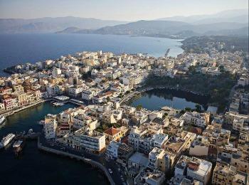 Агиос Николаос, Крит, Греция
