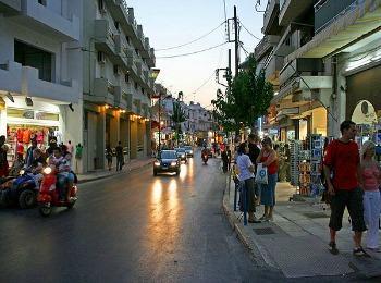 Курорт Херсониссос, Крит, Греция