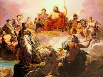 Читаем мифы древней Греции