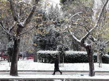 Зимние Салоники