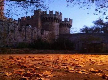 Осенний Родос