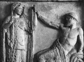 Верховная чета Олимпа: Гера и Зевс