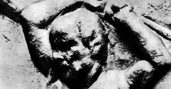 Фрагмент щита Афины, ставшего приговором для Фидия