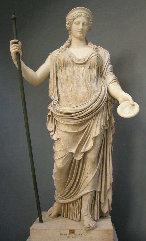 Имена древнегреческих богинь красоты