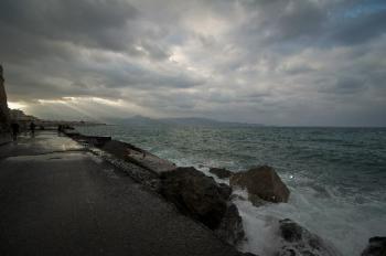 Погода на Крите по месяцам: осадки, температура воздуха и воды